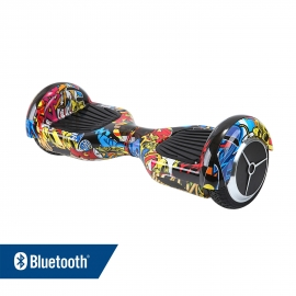 HoverBoard RS6 Urban Art Bluetooth