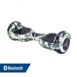 HoverBoard RS6 Jungle Commando Bluetooth
