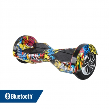 HoverBoard RS8 Urban Art Bluetooth
