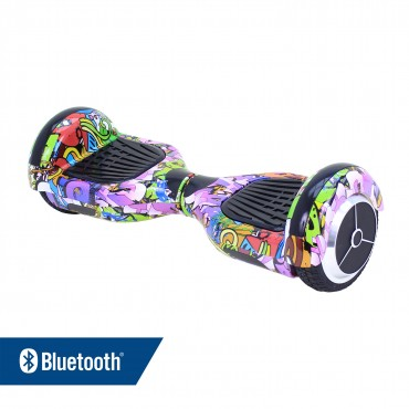 HoverBoard RS6 Wild Soul Bluetooth