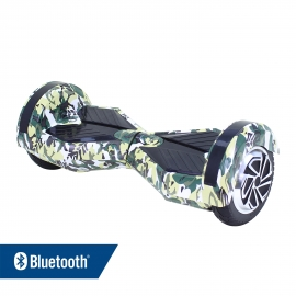 HoverBoard RS8 Jungle Commando Bluetooth