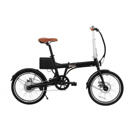 "Bike Urban 20"" / Black"